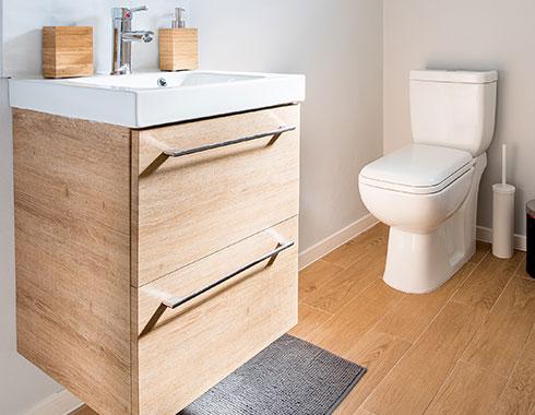 Reformas integrales Sevilla Mobiliario de baños