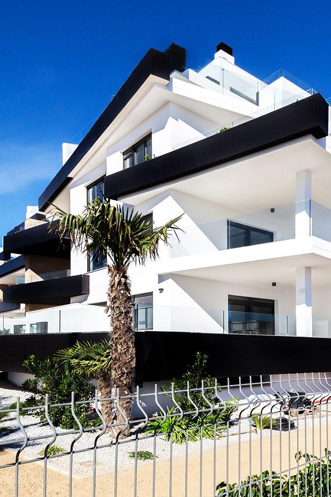 Diseño viviendas arquitectura Sevilla