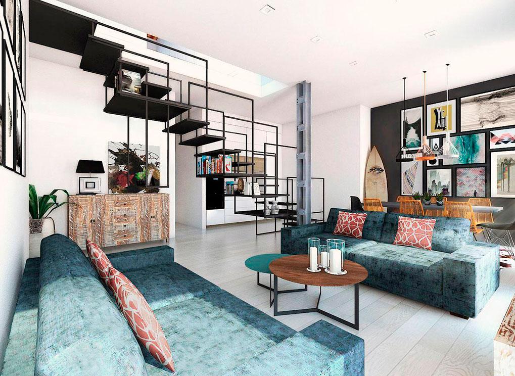 proyecto reforma vivienda Sevilla