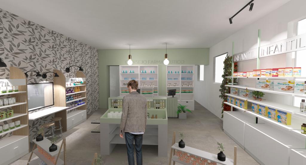 reforma integral farmacias