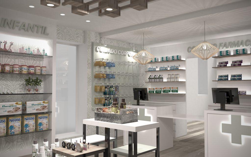 reformas integrales farmacias